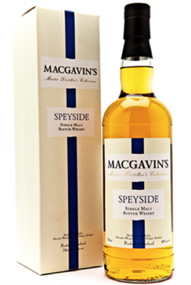 Macgavins Scotch Single Malt Speyside